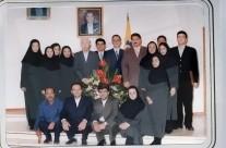 جشن دریافت گواهینامه ایزو ۹۰۰۱-۲۰۰۰ (۲)