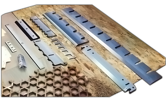 تیغه های صنایع چوب